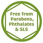 free from parabens