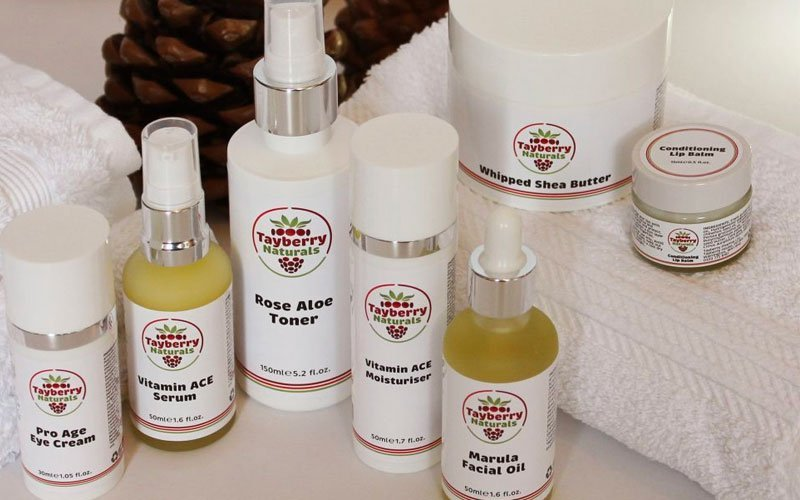 Tayberry Naturals Skincare